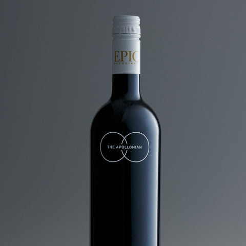 The Apollonian McLaren Vale Shiraz 2019 - EPIC NEGOCIANTS Wine- A lifetime of shared discovery
