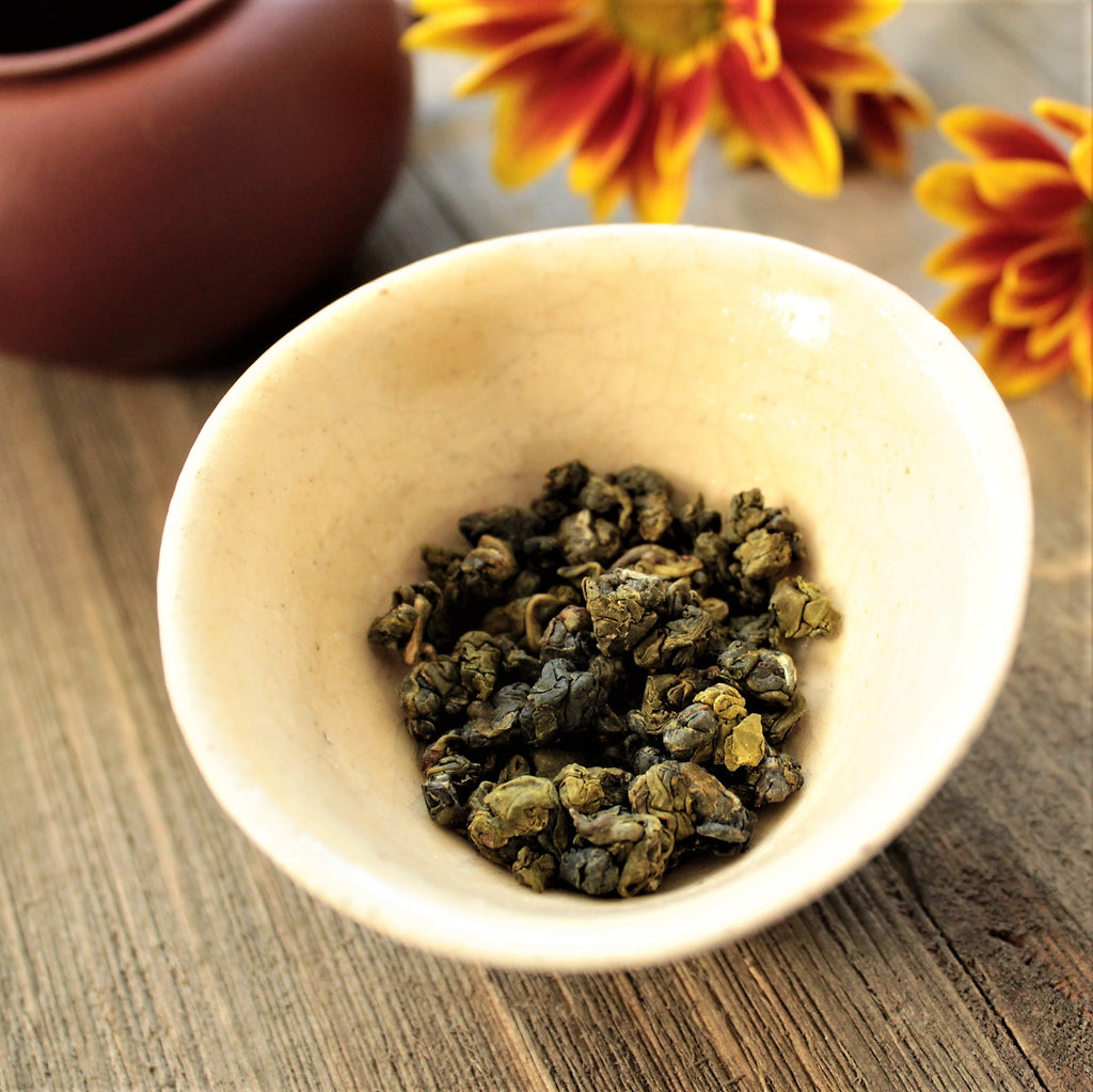 "It's Spring Again?! - Namaxia ""Four Seasons Spring"" Si Ji Chun Oolong Tea"