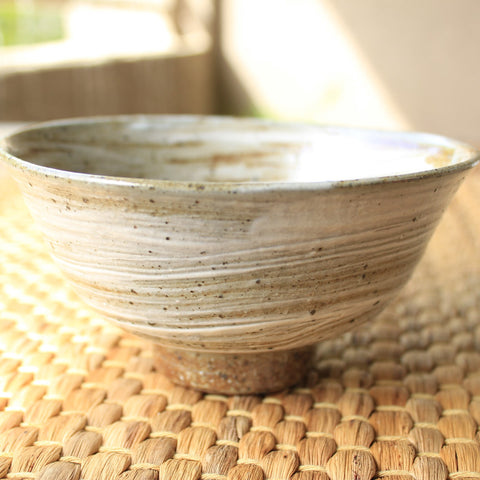 Handmade Korean Gwiyal Boonchung Tea Bowl - Daurim Tea & Teaware