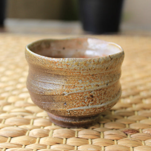 Handmade Korean Teacup by Suh Yung Gi - Choco #1 - Daurim Tea & Teaware