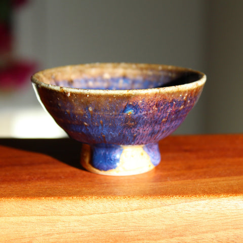 Handmade Korean Wood-fired Teacup with Byulbam Glaze on Baekja Clay | Ceramics | Daurim Tea & Teaware