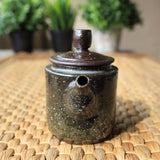 Handmade Korean Black Clay Teapot (120ml) - Daurim Tea & Teaware