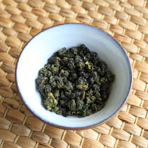 Shanlinxi High Mountain Oolong Tea - Daurim Tea & Teaware