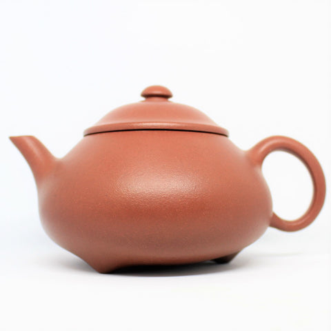 Yuru Hu - Yixing Clay Teapot made with Qing Shui Ni - Daurim Tea & Teaware