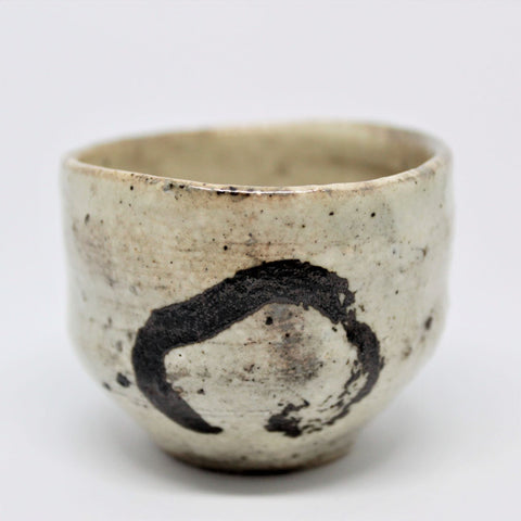 Hand-crafted Korean Boon Chung Jahn (Teacup) by Eun Jak Gi Lim - Daurim