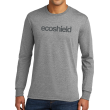 District Made Mens Perfect Tri Long Sleeve Crew Tee