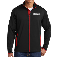 Sport-Tek Sport-Wick Stretch Contrast Full-Zip Jacket