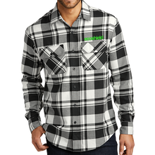 Port Authority Plaid Flannel Shirt