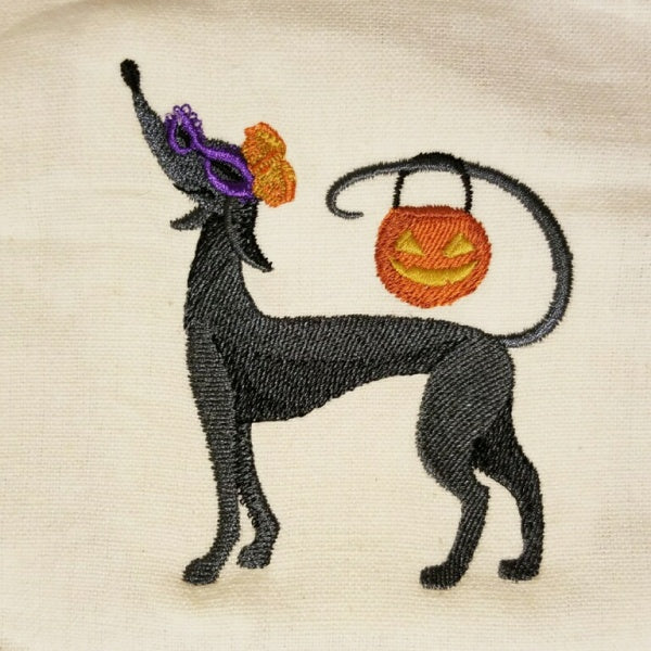 Dog Themed Towels Halloween