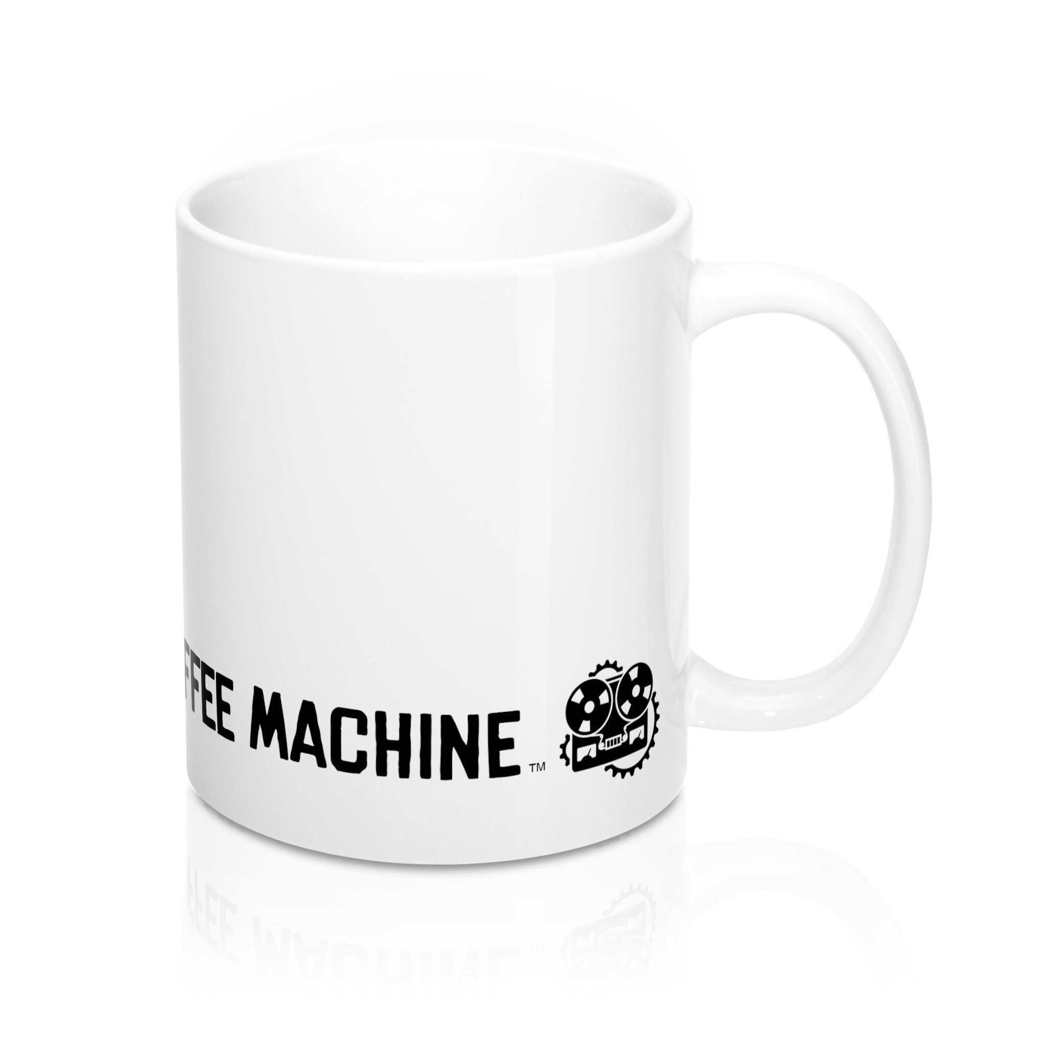 Unstoppable Coffee Machine Wrap Mug