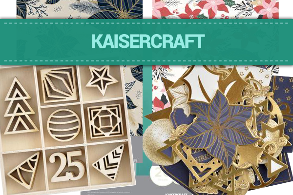 Kaisercraft new collections