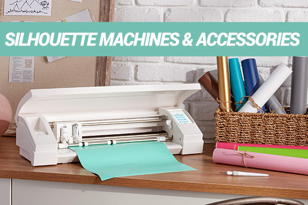 Silhouette machines & accessories