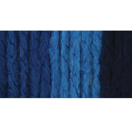 Bernat Softee Chunky Ombre Yarn 3.5oz/100g - Denim