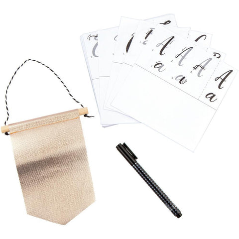 Fashion Angels - Chill Out & Craft Calligraphy Set