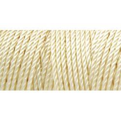 Crochet Nylon Thread - Natural Size 18
