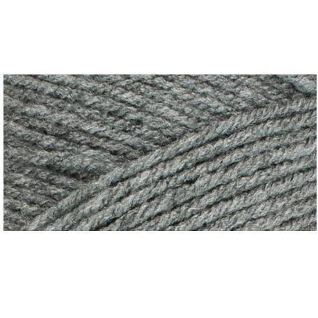 Red Heart Super Saver Yarn - Grey Heather B