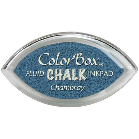 ColorBox Fluid Chalk Cats Eye Ink Pad - Chambray