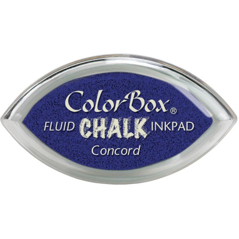 ColorBox Fluid Chalk Cats Eye Ink Pad - Concord