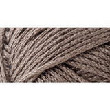Lion Brand 24/7 Cotton Yarn 3.5oz/100g - Cafe Au Lait