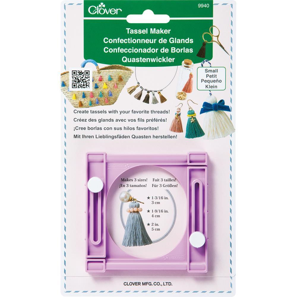 Clover Small Tassel Maker
