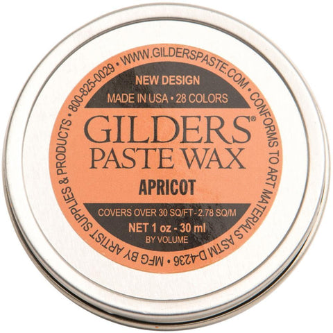 Baroque Art Gilders Paste 1oz - Apricot