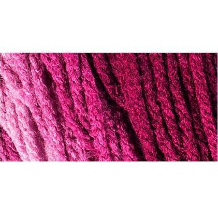 Red Heart Super Saver Ombre Yarn - Anemone