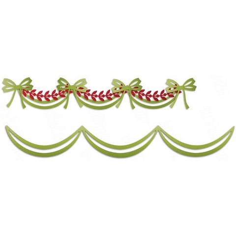 Dees Distinctively Dies - Festive Garland 2