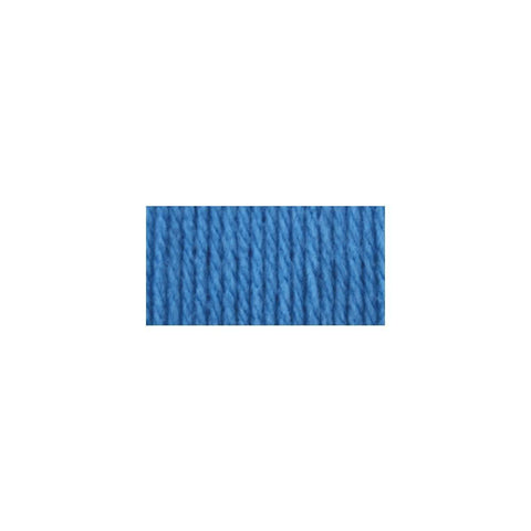 Bernat Super Value Solid Yarn - Hot Blue - 7oz (197g) 426yd