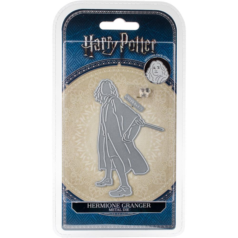 Character World Limited - Harry Potter Die And Face Stamp Set Hermione Granger