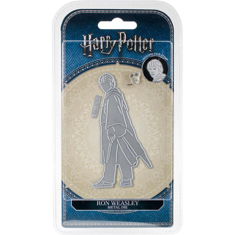 Character World Limited - Harry Potter Die And Face Stamp Set Ron Weasley