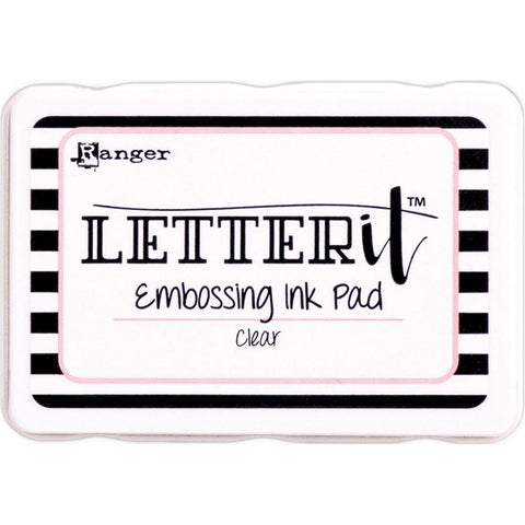 Ranger Letter It - Embossing Ink Pad