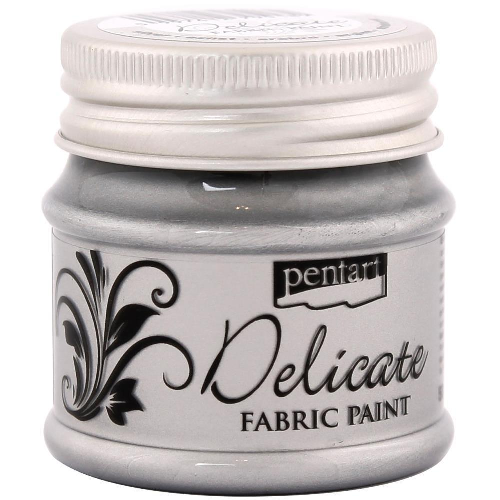 Pentart - Delicate Fabric Paint 50ml - Dark Gold
