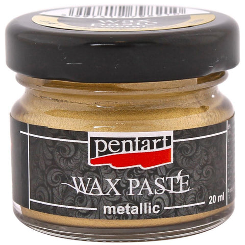 Pentart - Metallic Wax Paste 20ml - Bronze
