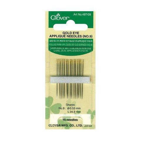 Gold Tapestry Bent Tip Needles 2-2mm needles 072293