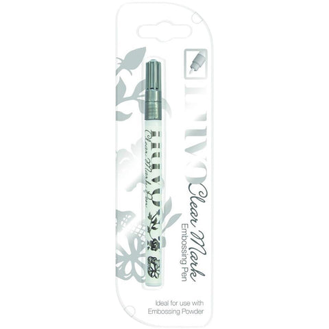 Nuvo Clear Mark Embossing Pen