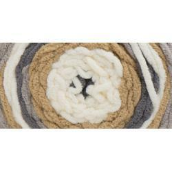 Bernat Blanket Stripes Yarn 10.5oz/300g - Foggy Shores