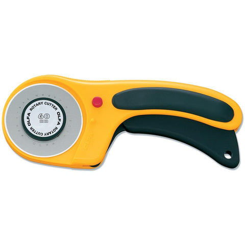 OLFA - Deluxe Rotary Cutter 60mm