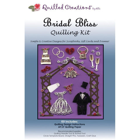 Quilled Creations - Quilling Kit - Bridal Bliss