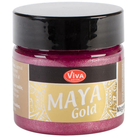 Viva Decor Maya Gold 45ml - Magenta