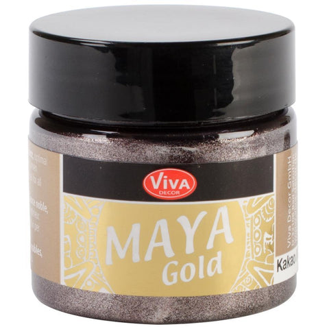 Viva Decor Maya Gold 45ml - Cacao