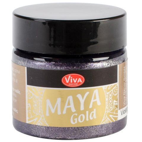 Viva Decor Maya Gold 45ml - Violet