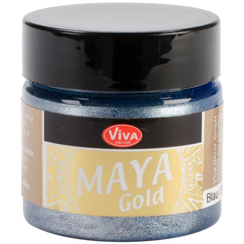 Viva Decor Maya Gold 45ml Blue