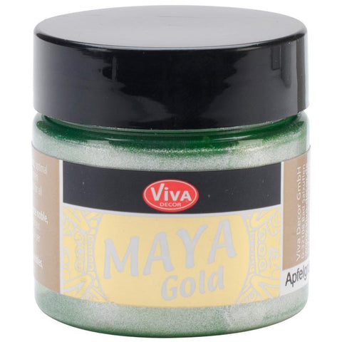 Viva Decor Maya Gold 45ml Apple Green