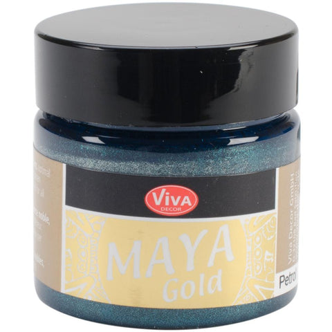 Viva Decor - Maya Gold 45ml - Petrol