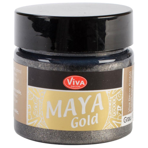 Viva Decor Maya Gold 45ml Grey