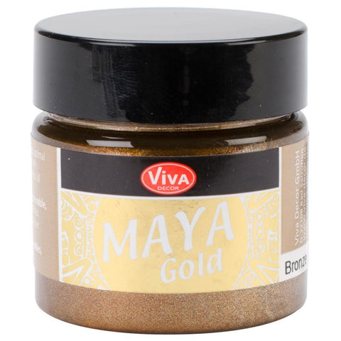 Viva Decor - Maya Gold 45ml - Bronze