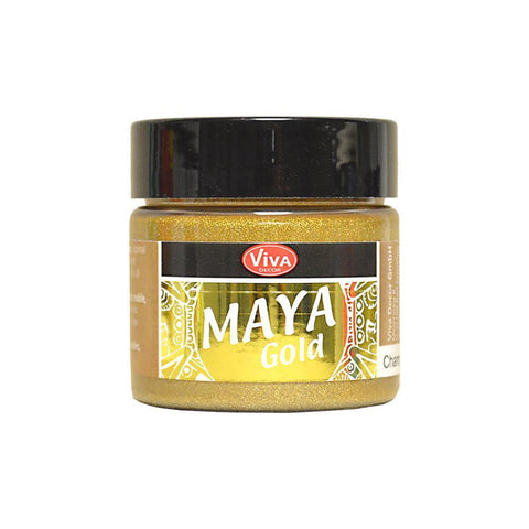 Viva Decor Maya Gold 45ml - Champagner