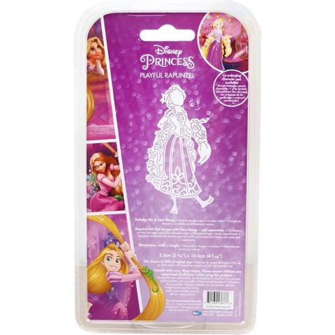 Disney Tangled Die - Playful Rapunzel