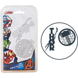 Marvel Avengers Die Set - Thor Icon & Sentiment