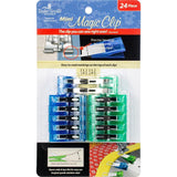 Taylor Seville Magic Clips 24 pack Mini